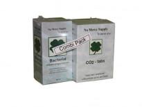 Zestaw tabletek CO2 60szt. Bacterial 50g